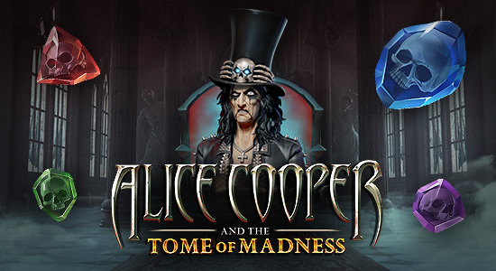 Alice Cooper & the Tome of Madness